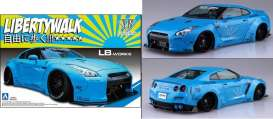 LB Works  - 2017  - 1:24 - Aoshima - 15402 - abk15402 | The Diecast Company