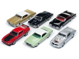 Assortment/ Mix  - various - 1:64 - Auto World - AW64172A | The Diecast Company
