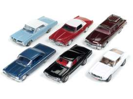 Assortment/ Mix  - various - 1:64 - Auto World - 64182B - AW64182B | The Diecast Company
