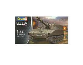 Military Vehicles  - M109 US Army  - 1:72 - Revell - Germany - 03265 - revell03265 | The Diecast Company
