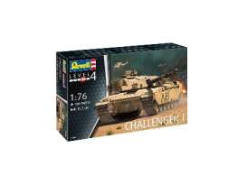 Military Vehicles  - Challenger  - 1:76 - Revell - Germany - 03308 - revell03308 | The Diecast Company
