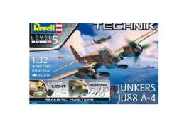Planes  - Junkers  - 1:32 - Revell - Germany - 00452 - revell00452 | The Diecast Company