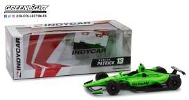 Chevrolet  - 2018 green/black - 1:18 - GreenLight - 11044 - gl11044 | The Diecast Company