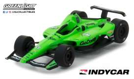 Chevrolet  - 2018 green/black - 1:64 - GreenLight - 10823 - gl10823 | The Diecast Company