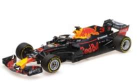 Red Bull Racing  Aston Martin - RB14 2018 purple-blue - 1:43 - Minichamps - 410180003 - mc410180003 | The Diecast Company