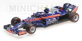 Scuderia Toro Rosso - STR13 2018 blue/red - 1:43 - Minichamps - 417180010 - mc417180010 | The Diecast Company