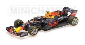 Red Bull Racing  Aston Martin - RB14 2018  - 1:43 - Minichamps - 417189033 - mc417189033 | The Diecast Company