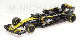 Renault  - RS18 2018  - 1:43 - Minichamps - 417189055 - mc417189055 | The Diecast Company