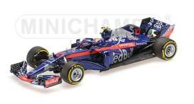 Scuderia Toro Rosso - STR13 2018  - 1:43 - Minichamps - 417189010 - mc417189010 | The Diecast Company