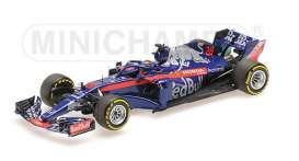 Scuderia Toro Rosso - STR13 2018  - 1:43 - Minichamps - 417189028 - mc417189028 | The Diecast Company