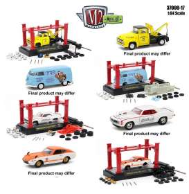 Assortment/ Mix  - various - 1:64 - M2 Machines - M2-37000-17 | The Diecast Company