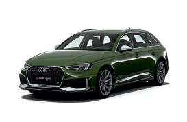 Audi  - RS4 2018 green - 1:87 - Minichamps - 870018210 - mc870018210 | The Diecast Company