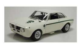 Alfa Romeo  - GTA 1300 1971 white - 1:18 - Minichamps - 155120021 - mc155120021 | The Diecast Company