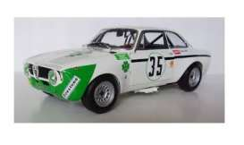 Alfa Romeo  - GTA 1300 1972 white - 1:18 - Minichamps - 155721235 - mc155721235 | The Diecast Company