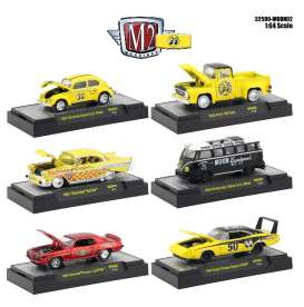 Assortment/ Mix  - various - 1:64 - M2 Machines - 32500Moon02 - M2-32500Moon02 | The Diecast Company