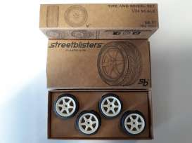 SB  - 1:24 - Streetblisters - sblis10002 | The Diecast Company
