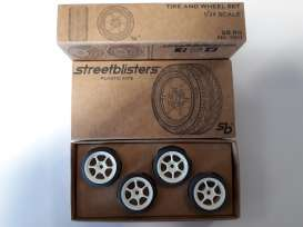 SB  - 1:24 - Streetblisters - sblis10003 | The Diecast Company