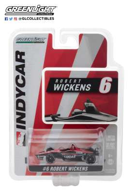 Honda  - 2018 black/red - 1:64 - GreenLight - 10826 - gl10826 | The Diecast Company