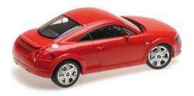 Audi  - TT Coupé 1988 yellow - 1:18 - Minichamps - 155017022 - mc155017022 | The Diecast Company
