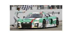 Audi  - R8 LMS 2017 green/white - 1:18 - Minichamps - mc155171729 | The Diecast Company