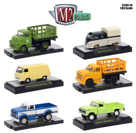Assortment/ Mix  - various - 1:64 - M2 Machines - M2-32500-48 | The Diecast Company