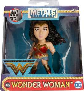 Figures  - Wonder Woman 2017 red/gold - Jada Toys - 84352A - jada84352A | The Diecast Company