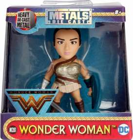 Figures  - Wonder Man 2017 gold/brown - Jada Toys - 84352B - jada84352B | The Diecast Company