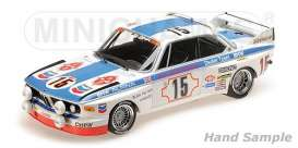 BMW  - 3.0 CSL 1973 white/red - 1:18 - Minichamps - 155732695 - mc155732695 | The Diecast Company
