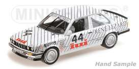 BMW  - 325I 1986 white - 1:18 - Minichamps - 155862644 - mc155862644 | The Diecast Company