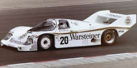 Porsche  - 956K 1984 white - 1:18 - Minichamps - 155846720 - mc155846720 | The Diecast Company