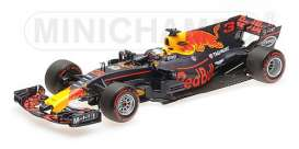 Red Bull Racing   - 2017 blue/purple - 1:18 - Minichamps - 117171503 - mc117171503 | The Diecast Company