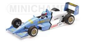 Reynard  - Spiess 1990 blue/white - 1:18 - Minichamps - 517901803 - mc517901803 | The Diecast Company