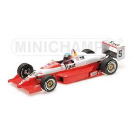 Reynard  - Spiess 1990 red/white - 1:18 - Minichamps - mc517901805 | The Diecast Company