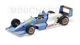 Reynard  - Spiess 1990 blue/white - 1:18 - Minichamps - 517901823 - mc517901823 | The Diecast Company