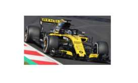 Renault  - R.S. 18 2018 yellow/black - 1:43 - Spark - s6057 - spas6057 | The Diecast Company