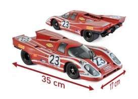 Porsche  - 917 1970 red - 1:12 - Norev - 127501 - nor127501 | The Diecast Company