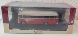 Ikarus  - 311 1960 red/white - 1:72 - Magazine Models - BUS3570001 - magBUS3570001 | The Diecast Company