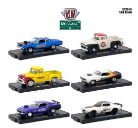 Assortment/ Mix  - various - 1:64 - M2 Machines - 11228-51 - M2-11228-51 | The Diecast Company