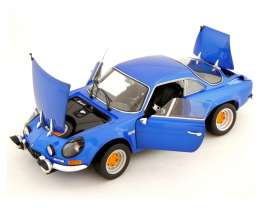 Renault Alpine - A110 1973 blue - 1:18 - Kyosho - 8485bl - kyo8485bl | The Diecast Company
