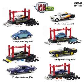Assortment/ Mix  - various - 1:64 - M2 Machines - M2-37000-18 | The Diecast Company