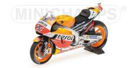 Honda  - RC213V 2016 red/yellow/orange - 1:18 - Minichamps - 182161169 - mc182161169 | The Diecast Company