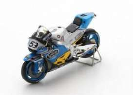 Honda  - RC213V 2017 blue/yellow - 1:18 - Minichamps - 182171153 - mc182171153 | The Diecast Company
