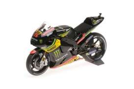 Yamaha  - YZR-M1 2017 black/green/yellow - 1:18 - Minichamps - 182173005 - mc182173005 | The Diecast Company