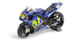 Yamaha  - YZR-M1 2017 blue/green - 1:18 - Minichamps - 182173146 - mc182173146 | The Diecast Company