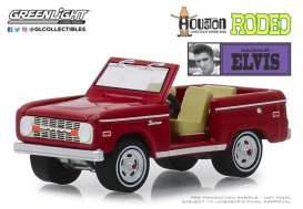 Ford  - Bronco 1978 red - 1:64 - GreenLight - 29984 - gl29984 | The Diecast Company