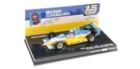 Reynard  - Spiess 1989 blue/white/yellow - 1:43 - Minichamps - 517894302 - mc517894302 | The Diecast Company