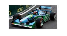 Benetton Ford - B194 2017 green/blue - 1:43 - Minichamps - 517941705 - mc517941705 | The Diecast Company