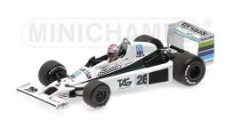 Williams Ford - FW06 1979 white/green/black - 1:43 - Minichamps - 410790028 - mc410790028 | The Diecast Company