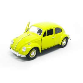 Volkswagen  - 1967 bright green - 1:24 - Lucky Diecast - 24202lgn - ldc24202lgn | The Diecast Company