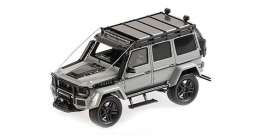 Brabus  - 550 2017 light grey - 1:43 - Minichamps - 437037161 - mc437037161 | The Diecast Company